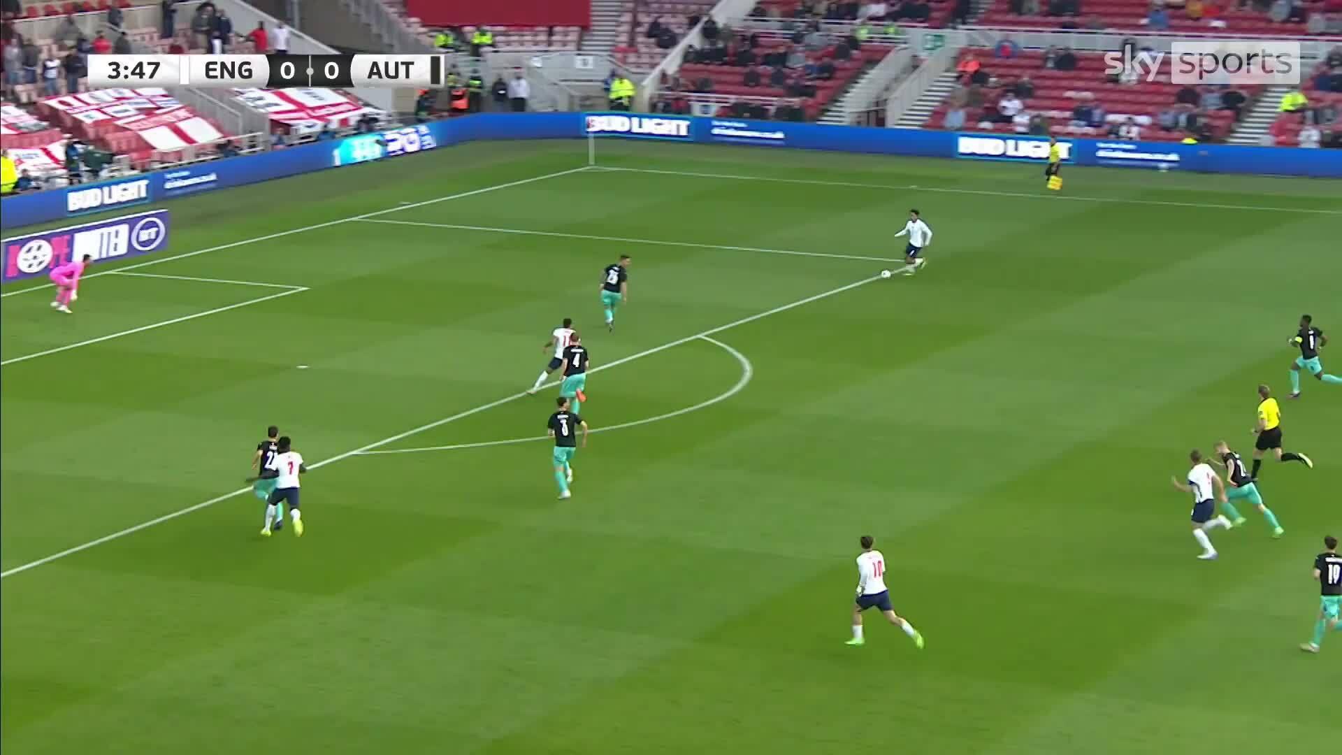 อังกฤษ 1-0 ออสเตรีย
