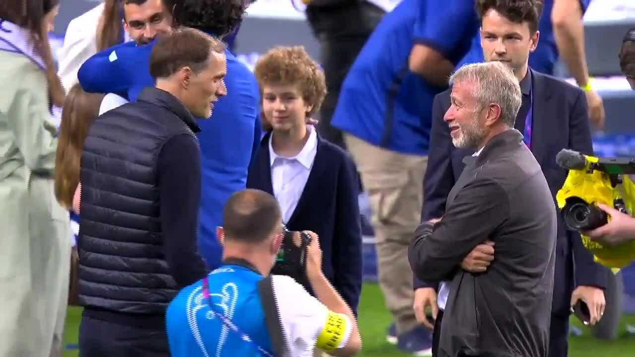 Tuchel lần đầu gặp Abramovich sau chung kết Champions League