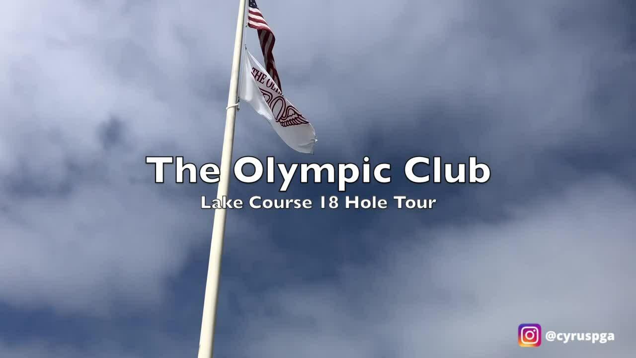 Hố 18 sân Hồ, Olympic Club