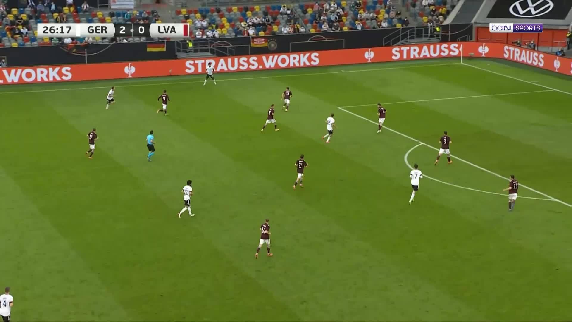 Jerman 7-1 Latvia