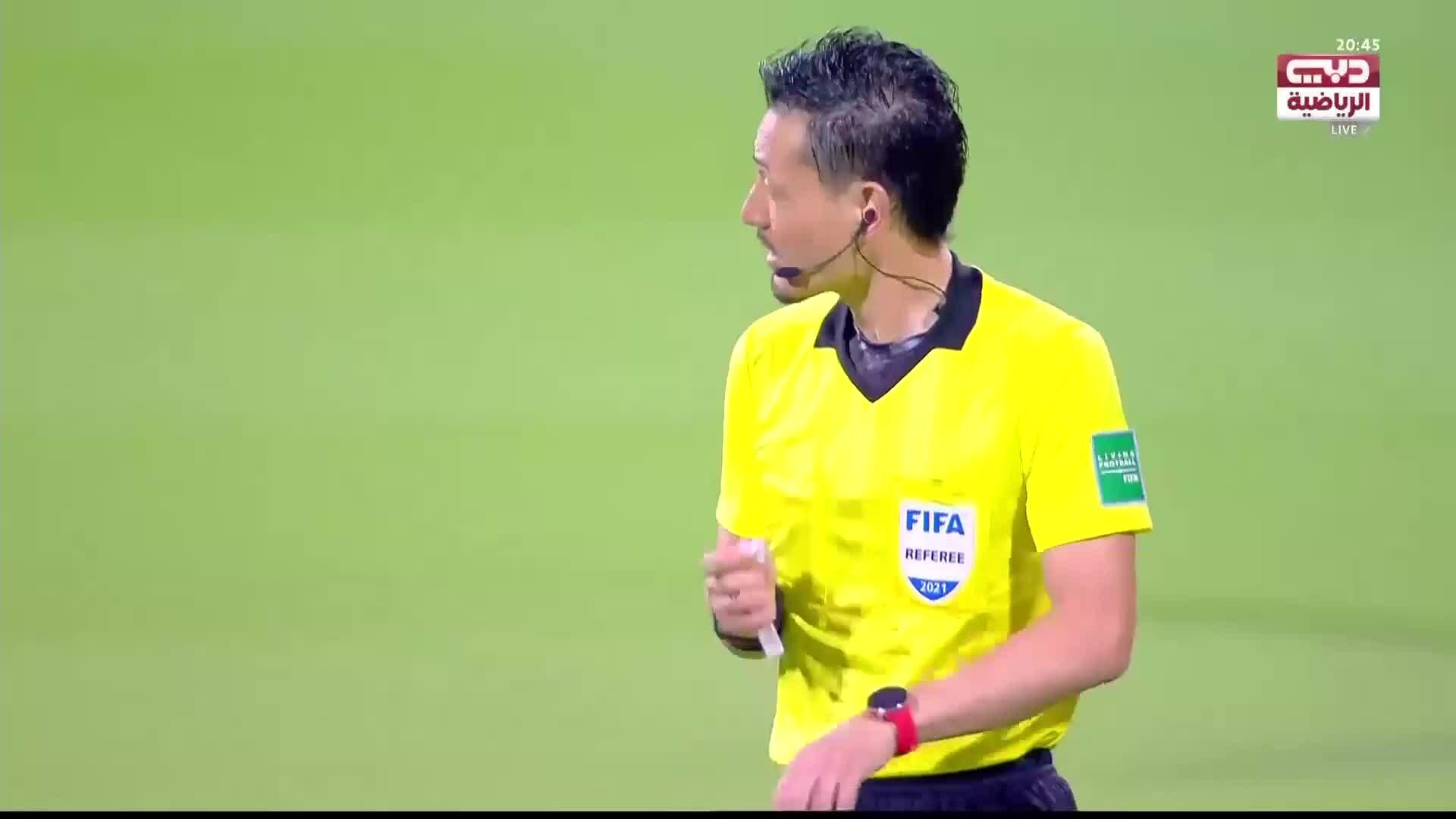 UAE 3-1 Thái Lan