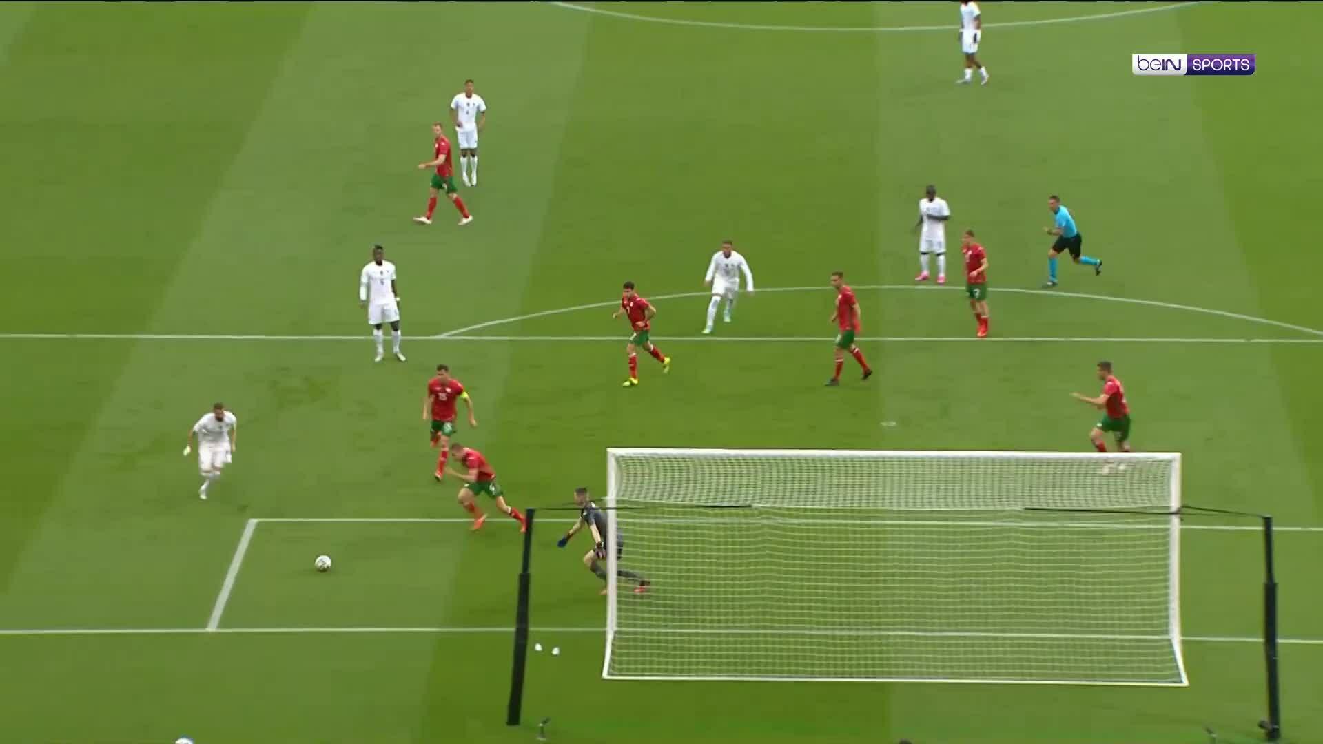 ฝรั่งเศส 3-0 บัลแกเรีย