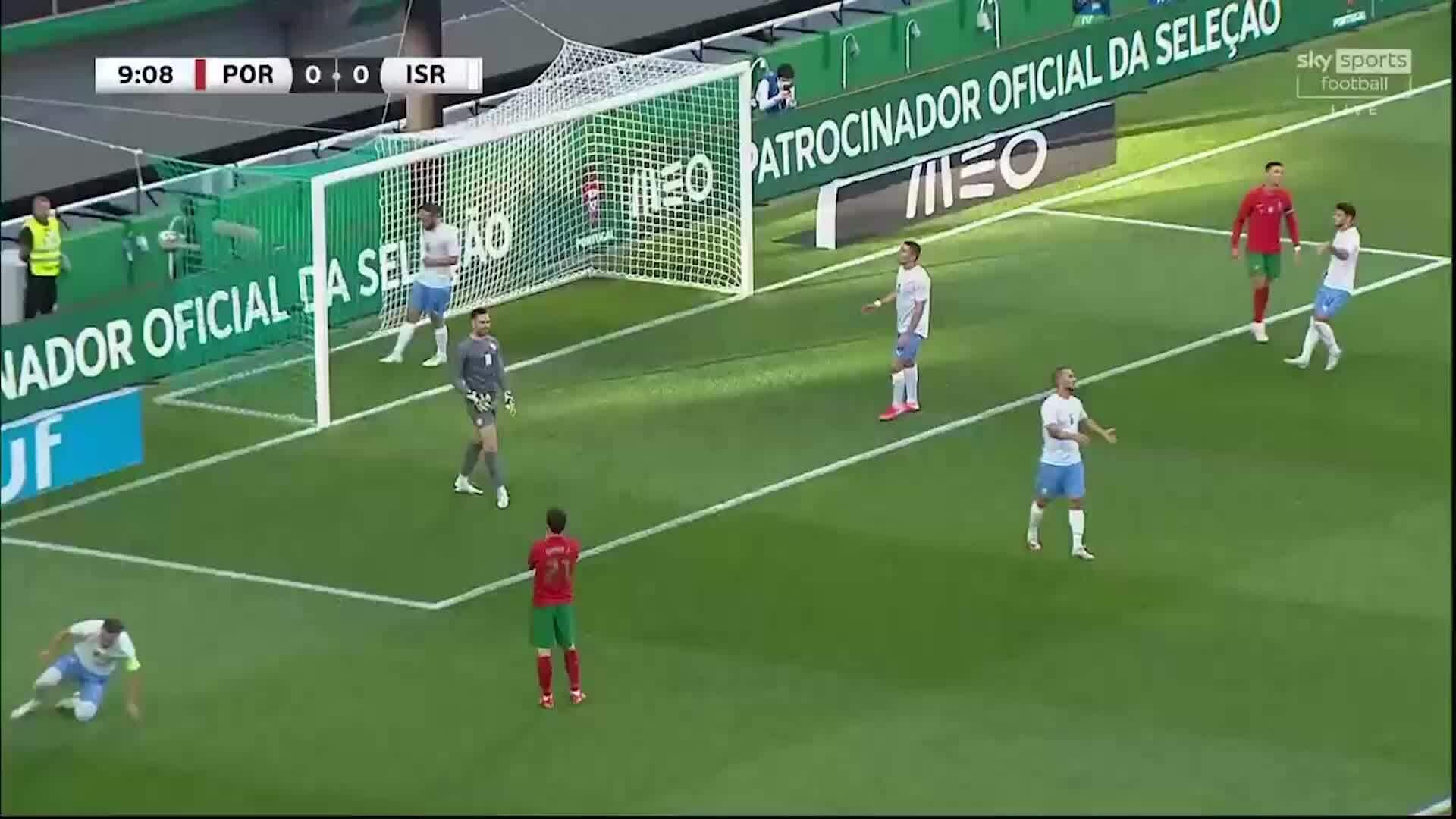 Bồ Đào Nha 4-0 Israel