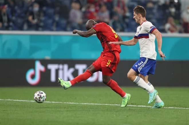 Lukaku lập cú đúp cho tuyển Bỉ