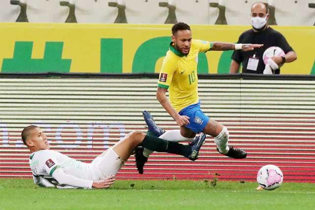 Brazil 3-0 Venezuela