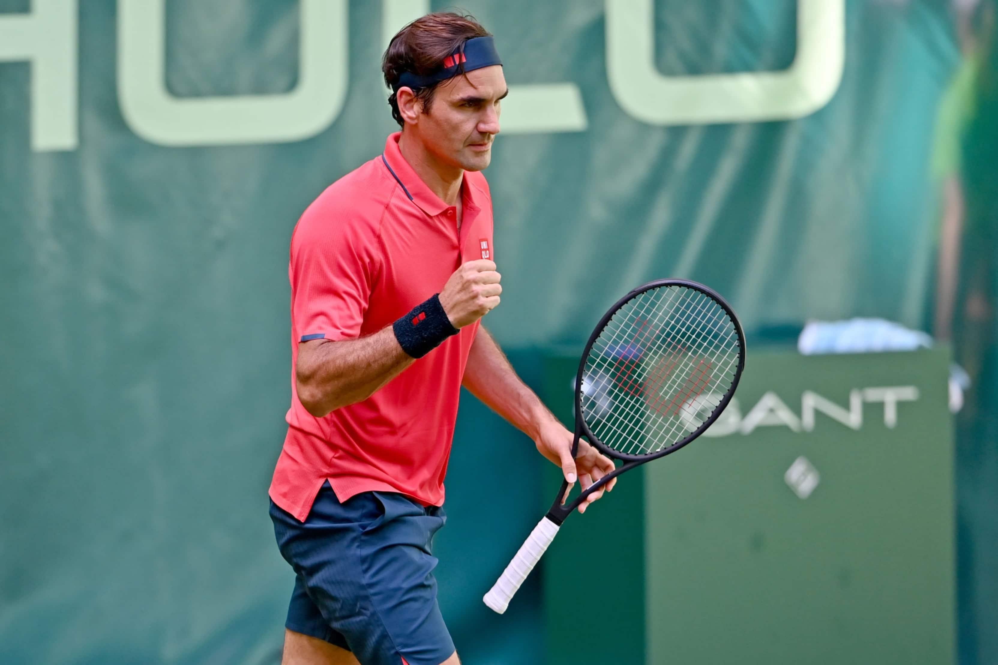 Aliassime 2-1 Federer