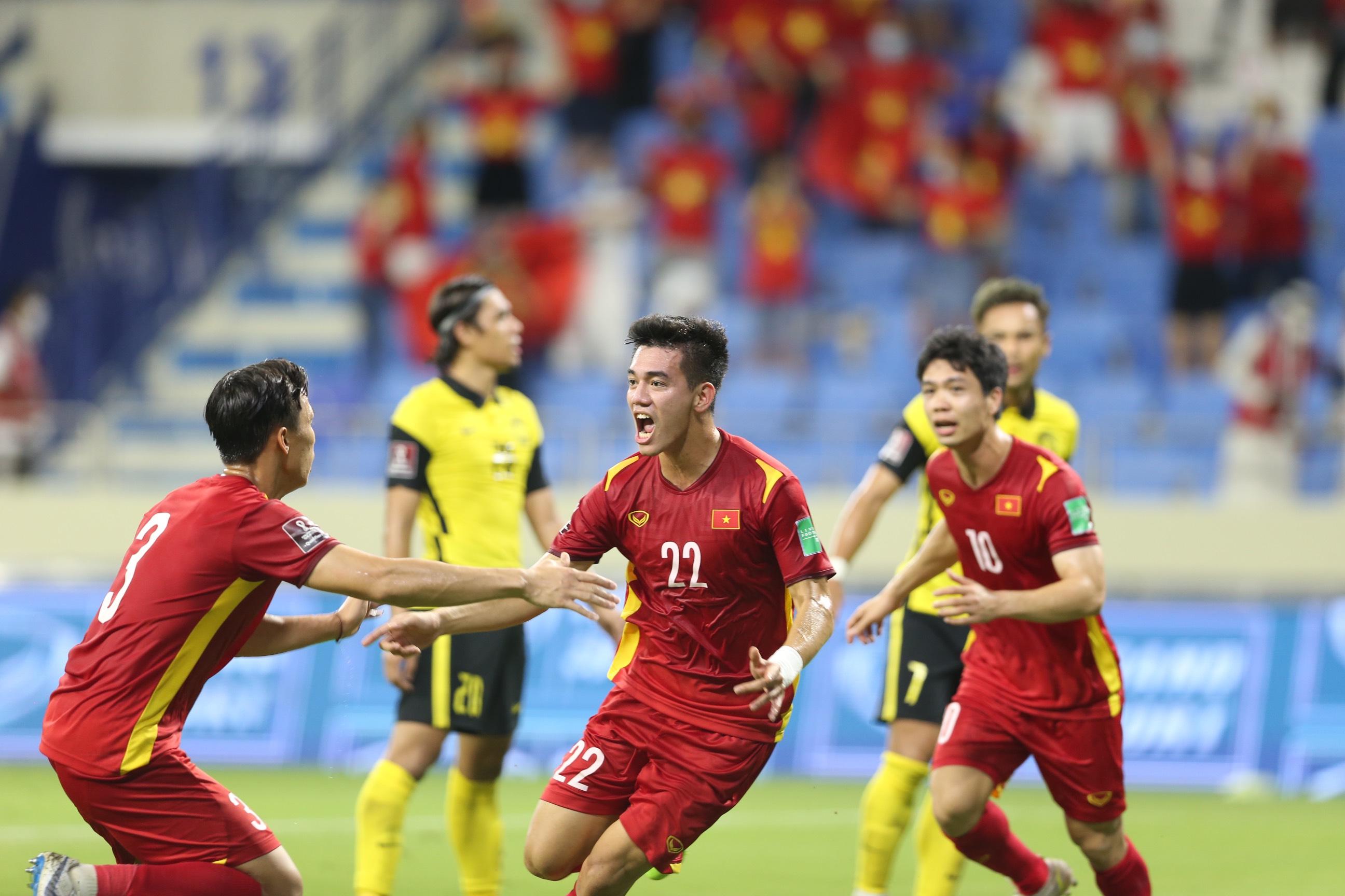Hành trình Việt Nam vào vòng loại 3 chung kết Wordcup 2022