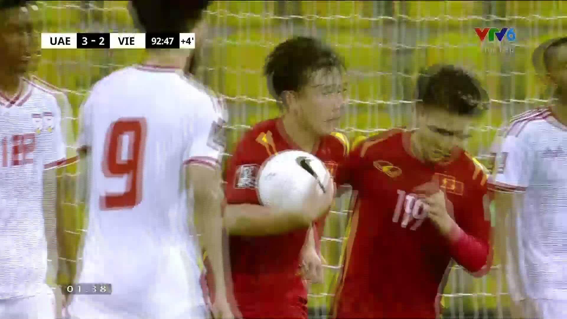 Minh Vương rút ngắn tỷ số xuống 2-3