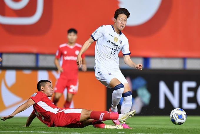 Viettel 0-1 Ulsan