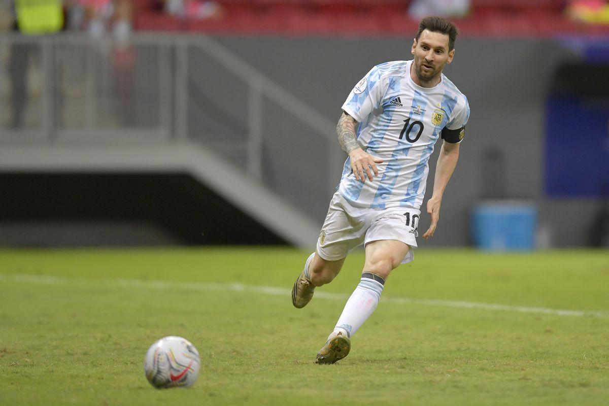 Bolivia 4-1 Argentina