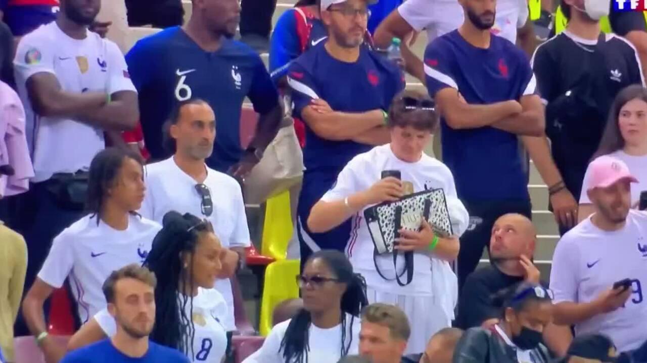 Gia đình cầu thủ Pháp tranh cãi vì thất bại ở Euro 2021
