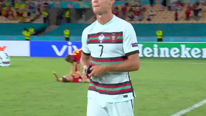 Ronaldo: 'Bỉ thắng may mắn'