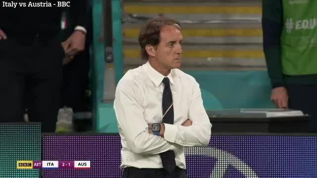 Persahabatan 40 tahun Mancini dan Vialli