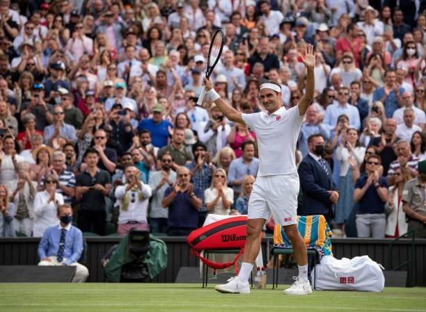 Federer 3-1 Norrie