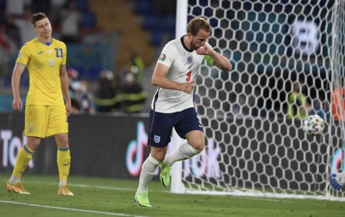 Ukraina 0-4 Inggris