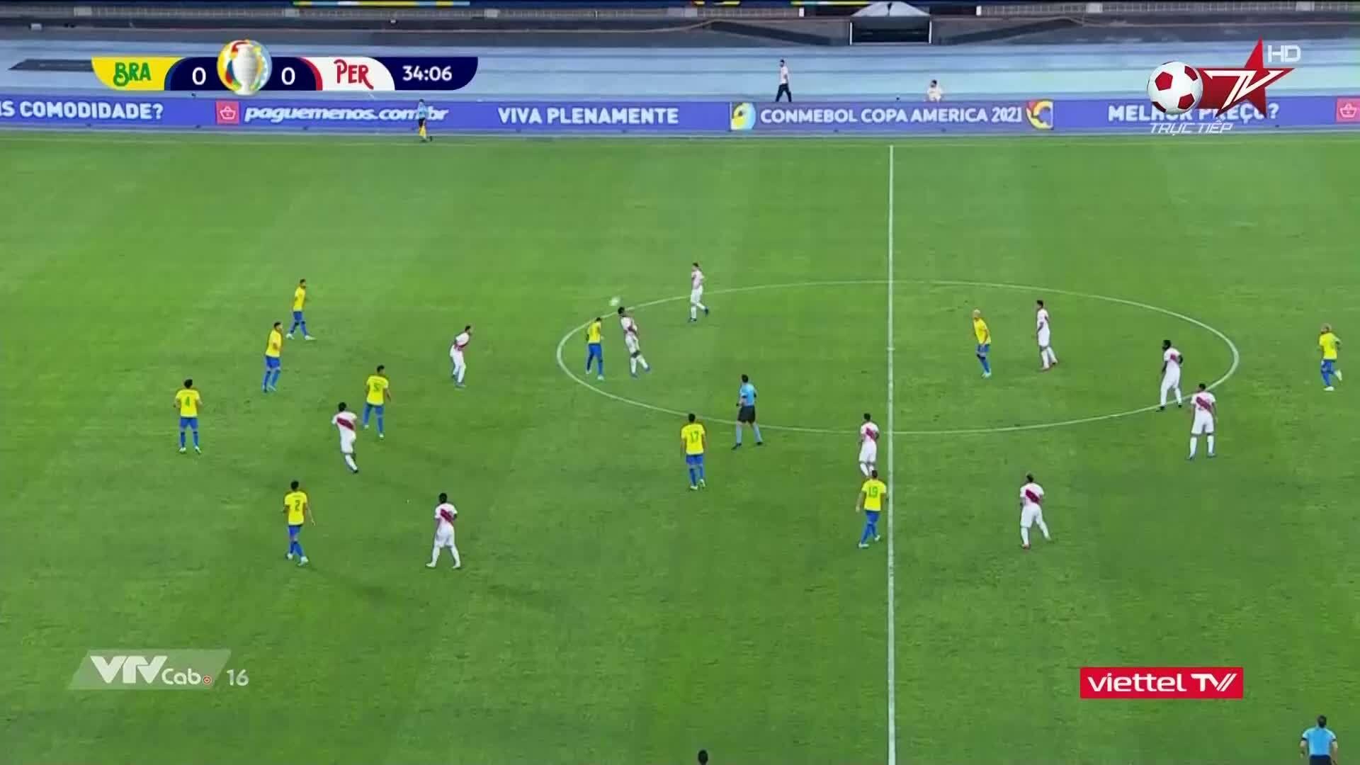 1-0 untuk Brasil