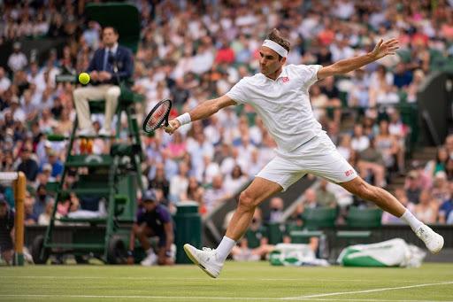Federer 3-0 Sonego