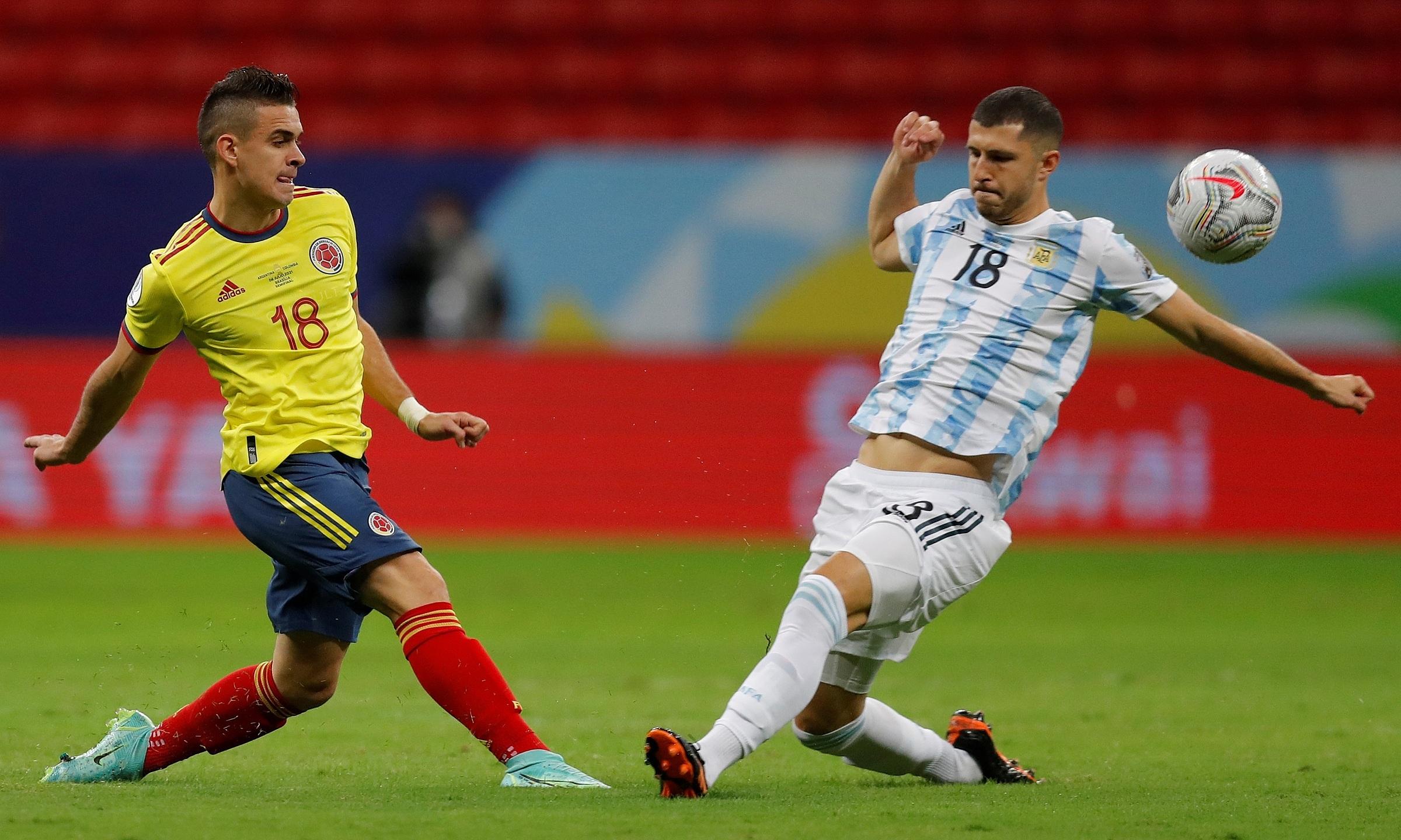 Kolombia 1-1 Argentina