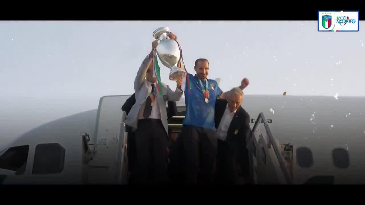 Hành trình vô địch Euro 2021 của Italy