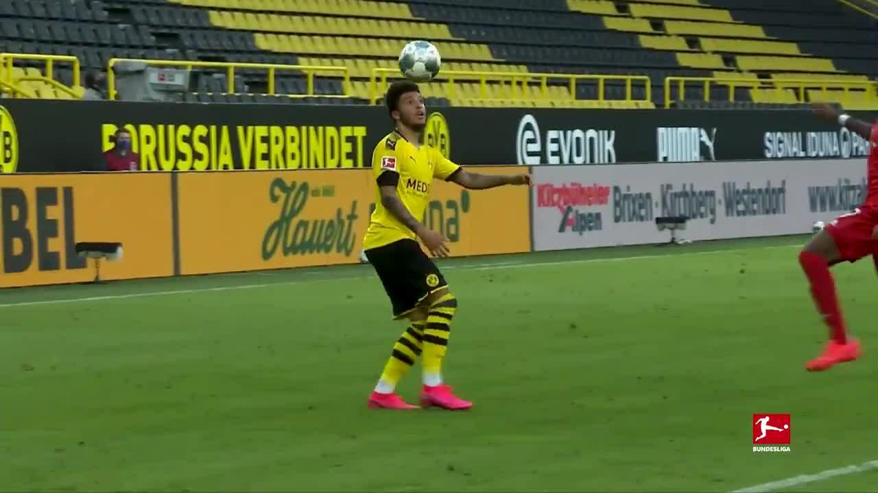 Bakat Sancho di Bundesliga