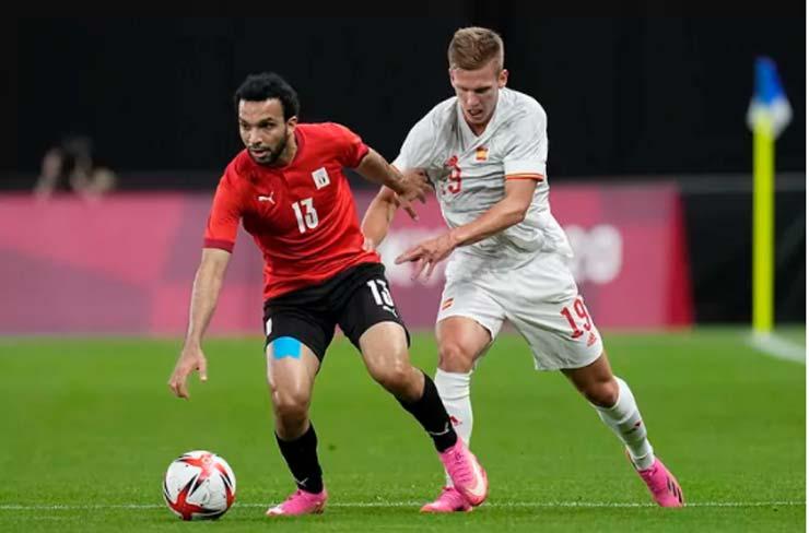 Ai Cập 0-0 Tây Ban Nha