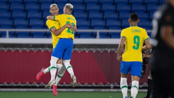 Brazil 4-2 Đức