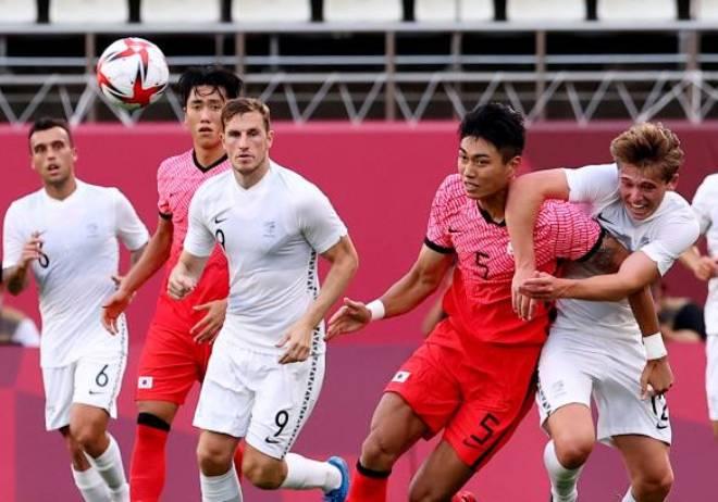 New Zealand 1-0 Hàn Quốc