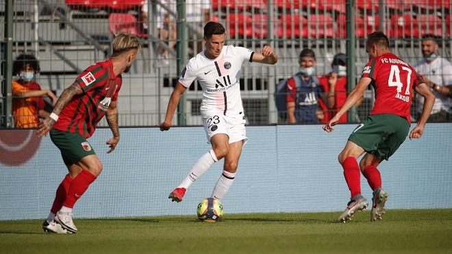 PSG 2-1 Augsburg
