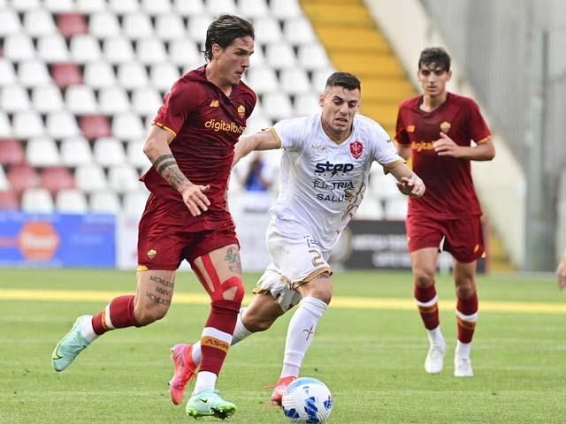 Triestina 0-1 AS Roma