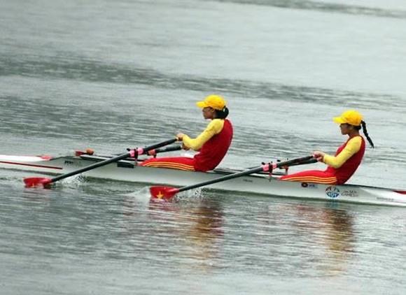 Rowing về thứ tư vòng loại Olymlic