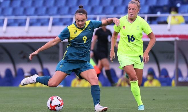 Thụy Điển 4-2 Australia