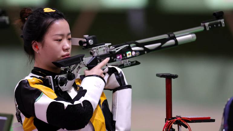 Xạ thủ đầu tiên giành HCV Olympic Tokyo 2020