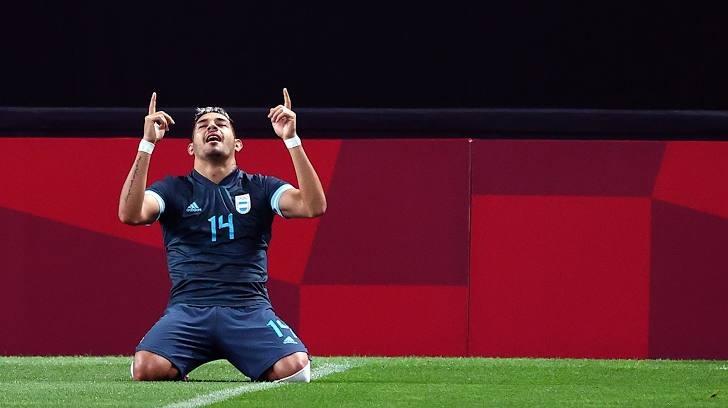 Ai Cập 0-1 Argentina