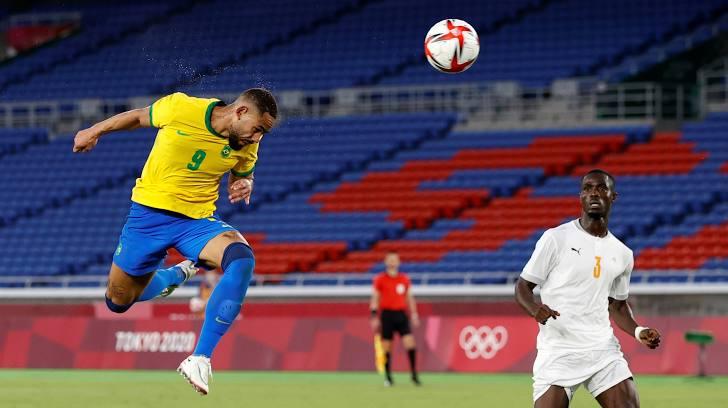 Brazil 0-0 Bờ Biển Ngà