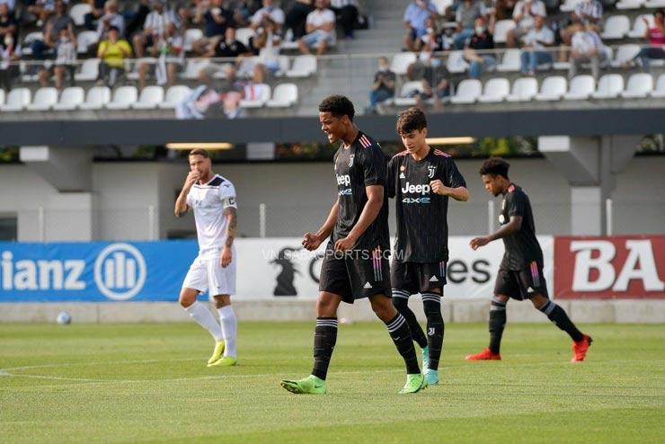 Juventus 3-1 Cesena