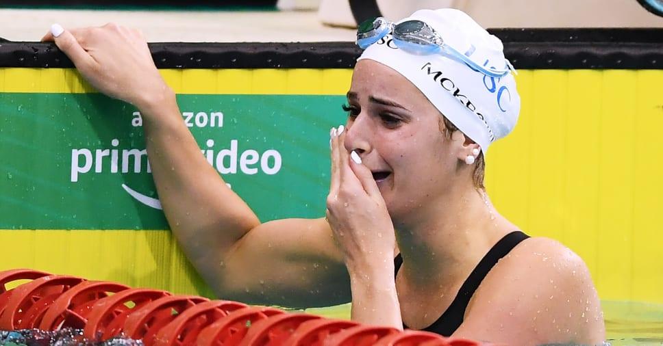 Kỷ lục Olympic bị phá 3 lần liên tiếp