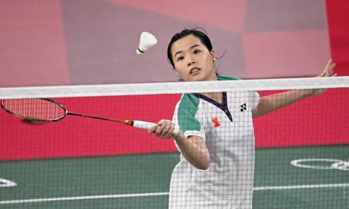 Thuỳ Linh 0-2 Tai Tzu Ying