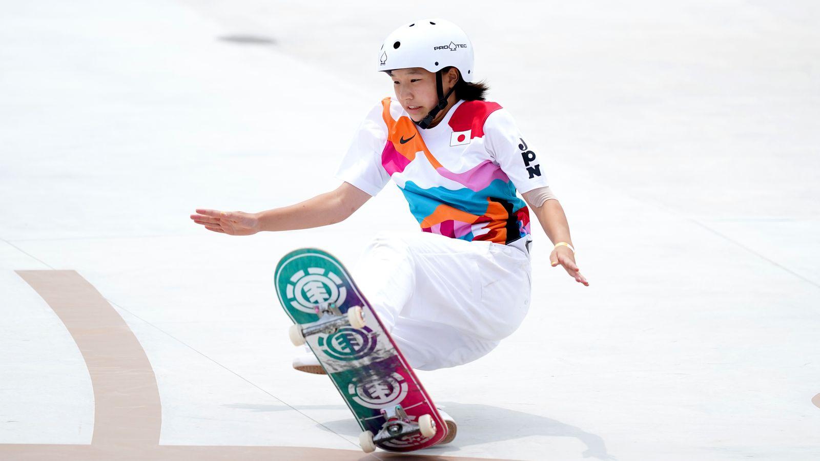 VĐV nhí giành HCV Olympic Tokyo 2020