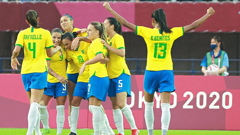 Brazli 1-0 Zambia