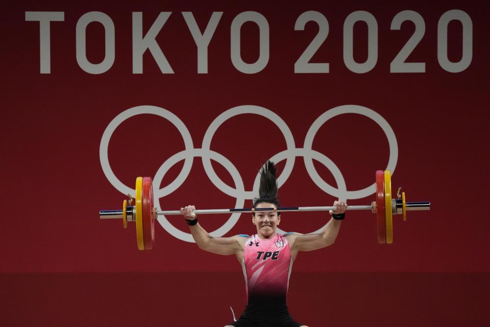 Đô cử Đài Loan ba lần phá kỷ lục Olympic