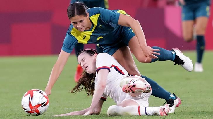 Mỹ 0-0 Australia