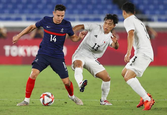 Prancis 0-4 Jepang