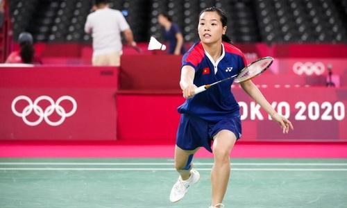Thuỳ Linh 2-0 Sabrina Jaquet