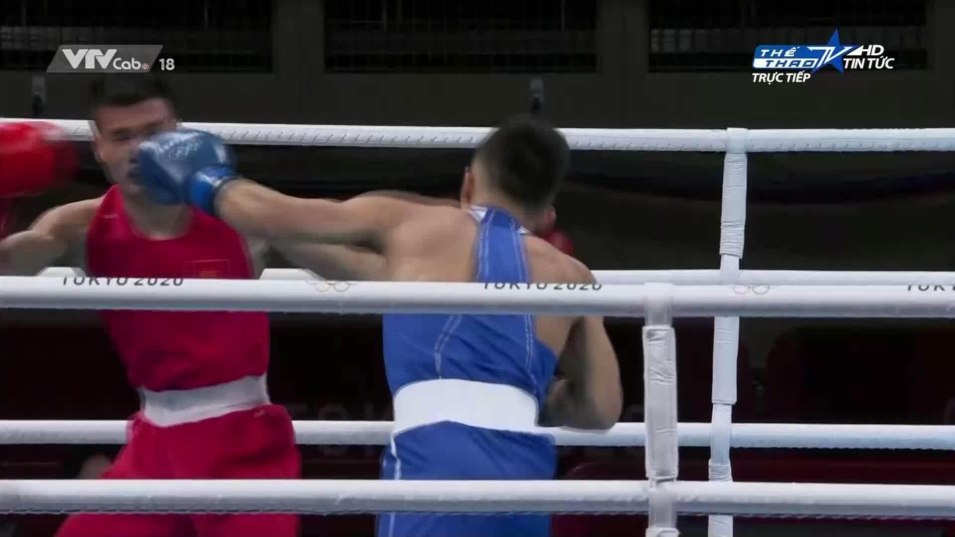 Văn Đương bị loại khỏi Olympic