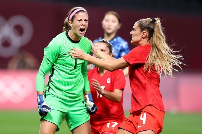 Canada 0-0 Brazil (pen 4-3)
