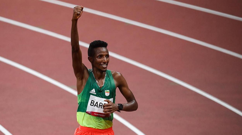 Selemon Barega wins first gold medal in Tokyo Olympic athletics