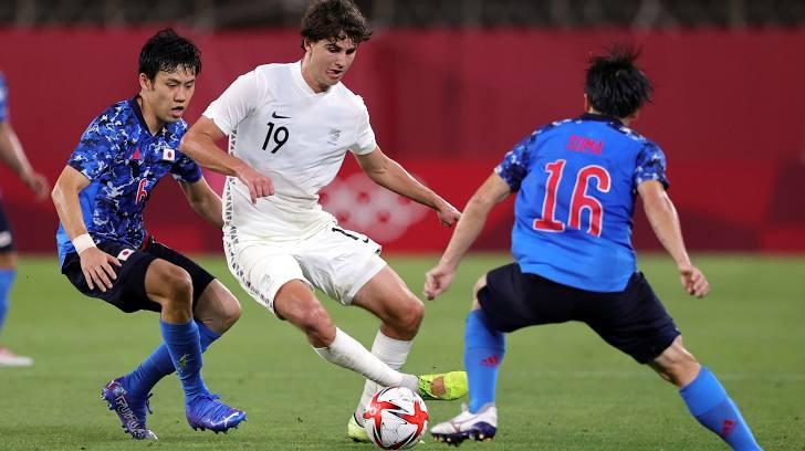 Nhật Bản 0-0 New Zealand (pen 4-2)