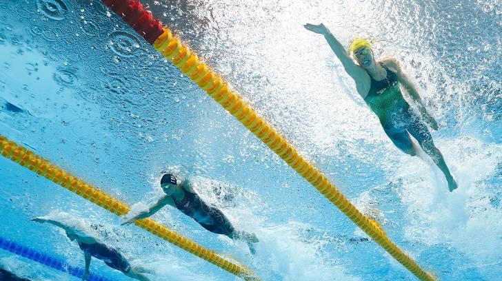 McKeon giành HCV thứ ba Olympic