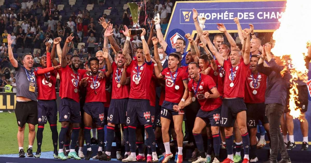 Lille 1-0 PSG