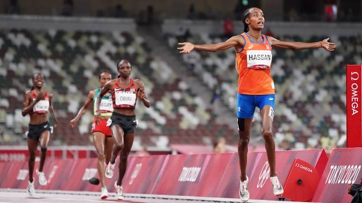 Atlet Belanda mendominasi 5000m putri